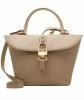 Delvaux Tan Leather Shoulder Bag - Delvaux