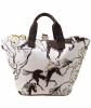 Hermès 'Finish' Beach Bag PM