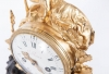 Very Important 18th Century Louis XVI Mental Clock, circa 1770