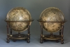 IMPORTANT PAIR OF LIBRARY GLOBES - WILLEM JANSZOON BLAEU
