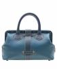 Louis Vuitton Blue Suhali Leather L'Ingenieux PM Bag - Louis Vuitton