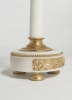 A nice pair of decorative 19th century Louis XVI inspired candlesticks circa1860