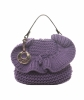 Fendi Crocheted Chef Bag - Fendi