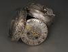 Extraordinary Coach watch, Planchon au Palais Royale Paris, circa 1855