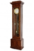 L17 Precision pendulum clock of 14 day duration, signed 'Le Paute a Paris'.