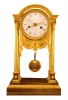 M12 French pendulum clock