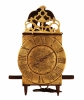 LA13 Vroege miniatuur Franse lantaarnwekker in oorspronkelijke staat