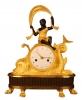 ABS27 Pendulum clock 'au bon sauvage'