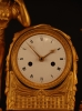M40Franse pendule 'La Liseuse'