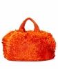 Prada Oranja Raffia Handtas - Prada