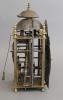 A very unusual quarter striking lantern clock signed Joseph Federmeyer 1786