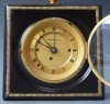 Austrian carriage  clock with striking 4/4, alarm clock, ca. 1830.