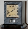 M214 French marble Atmos mantel clock J.L. Reutter