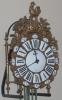 LA02 French 3 Bell Quarter striking lantern clock