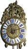LA03 Small French alarum Lantern clock