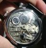 WAT11 Nieuw stalen horloge met antieke kwartierrepetitie