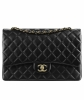 Chanel Classic Single GHW Flap Bag - Maxi - Chanel