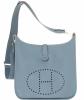 Hermès Ciel Blue Evelyne III 33 Bag - Hermès