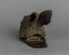 An extremely rare hare head wall clip  of a  Vienna Bronze, circa 1900