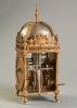 English 17th century lantern clock, circa 1640