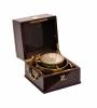 A French rosewood chronometer by Onésime Dumas, circa 1855.