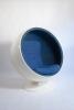 Eero Aarnio, Originele Vintage 'Ball Chair', ontwerp 1963, uitvoering Adelta, begin jaren 1970 - Eero Aarnio