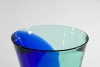 Floris Meydam, Glass Factory Leerdam, Unique two colored vase, 1985 - Floris Meydam