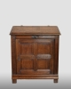 Small Flemish cupboard, about 1700.