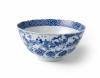 A Fine Chinese blue and white Kangxi lotus bowl
