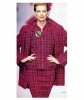 Documented 1995 Chanel Runway Tweed Skirt Suit - Chanel