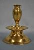 German candlestick, Nürnberg, about 1600, brass.