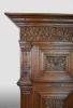Dutch renaissance cupboard, 17th century.