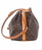 Louis Vuitton Petit Noé Monogram Canvas Shoulder Bag