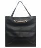 Lanvin Black 'Carry Me' Medium Tote Bag
