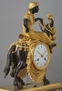 A very beautiful Directoire/Empire pendule circa 1810