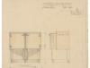 Michel de Klerk, Meubelfabriek 't Woonhuys, Amsterdam School tea cabinet, 1916 - Michel de Klerk