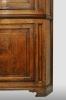 English corner cabinet, about 1725 - 1750.