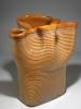 A.D. Copier, 'Filigrane interferenti', unique glass vase, executed by Lino Tagliapietra, Effetre International, Murano, 1985 - Andries Dirk (A.D.) Copier