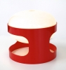Joe Colombo, Space Age table lamp, model KD 27, Kartell, design 1976 - Joe Colombo