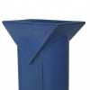 Jan van der Vaart, Blue Stoneware 'Multipel' Vase, Design 1993, Execution 1997 - Jan van der Vaart