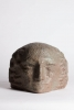John Raedecker, Gres sculptuur vrouwenhoofd, uitvoering Bert Nienhuis, 1923 - John (J.A.) Raedecker