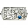 Fons Reggers, Silver Dutch Art Deco brooch, Acquarius, RR4, 1920s - Fons Reggers
