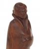 L.G. Verstoep, Sculpture of a modern Japanese lady, 1920s - Leendert G. Verstoep