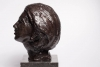 Mari Andriessen, Bronze sculpture of Dutch Princess Beatrix, ca. 1980 - Mari Andriessen