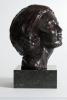 Mari Andriessen, Bronze sculpture of Dutch Princess Beatrix, ca. 1980 - Mari Andriessen