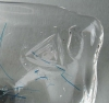Paul Citroen, Beautiful Mid-Century Glass Bowl, Leerdam Unica, 1960 - Paul Citroen