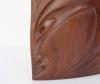 Jules Vermeire, Art Deco mahogany sculpture, 1920s - Jules (J.S.) Vermeire