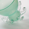 Neil Wilkin, Unique glass object in the shape of an octopus, 1994 - Neil Wilkin