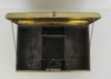 J.C. Stoffels, Dutch Art Nouveau ('Nieuwe Kunst') brass engraved chest, Onder den Sint-Maarten, ca. 1905 - Johannes Cornelis (J.C.) Stoffels