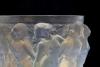 René Lalique, 'Bacchantes', Kristalglazen vaas met opaliserende glans, ca. 1920 - René Lalique
